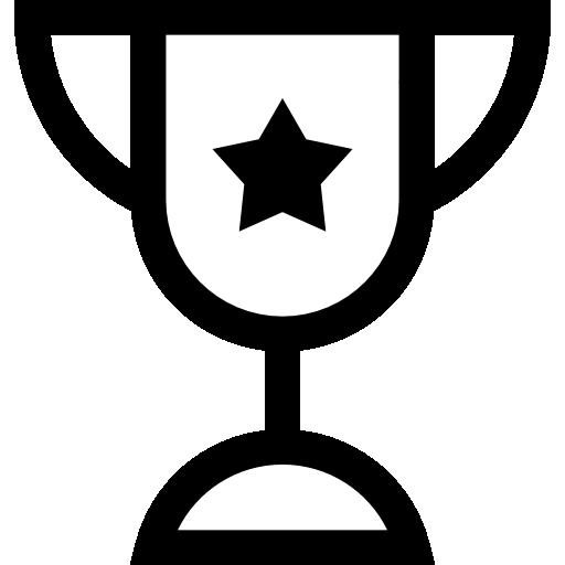Ícone representando liderança.