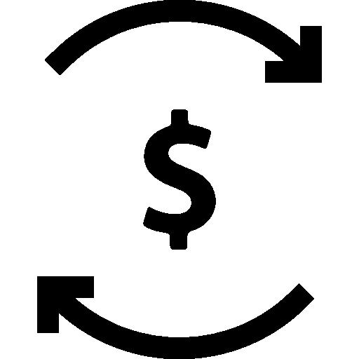 Ícone representando preço justo.