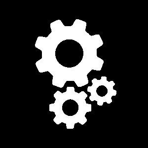 Ícone de agilidade na cloud.