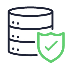 Ícone representando o Data Center Tier 3 da Flash Data.